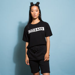 Badass Crop Top