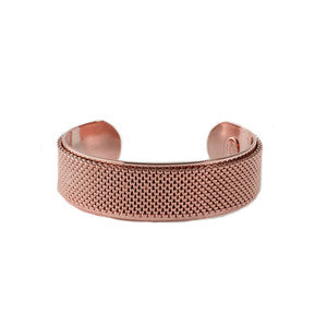 Billy Cuff in Rose Gold