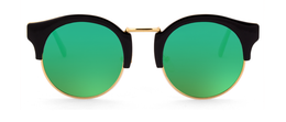 Broadway Sunglasses in Green