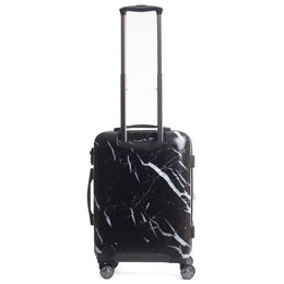Astyll 2-Piece Luggage Set in Midnight Marble View 2