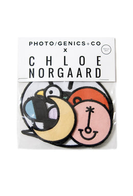 Chloe Norgaard x Photogenics + Co Boom Patch Set