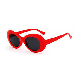 Nevermind Sunglasses in Red View 2