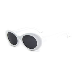 Nevermind Sunglasses in White View 2
