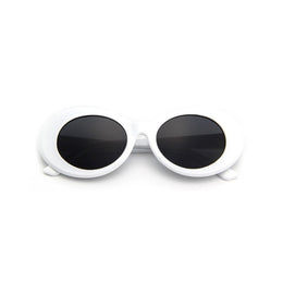 Nevermind Sunglasses in White