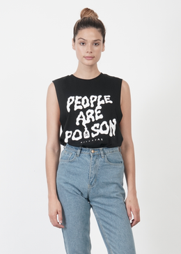 People Are Poison Tank