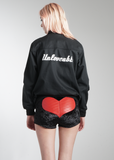 Unloveable Jacket in Black