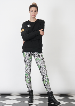 Banabstrkt Leggings