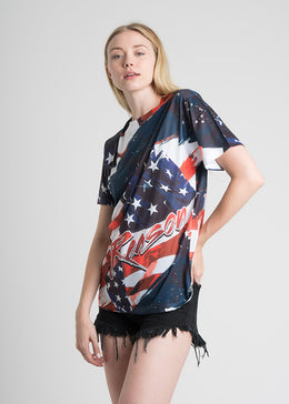 Star Spangled Tee View 2