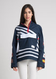 Nations Anorak Navy