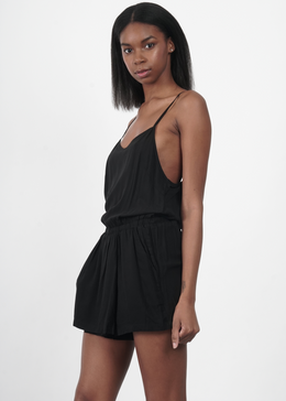 Black Romper View 2