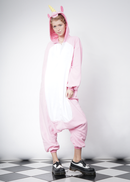 Pink Unicorn (Onesie) View 2