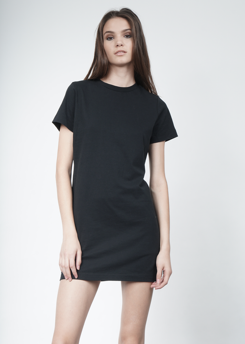 Blank Canvas T-Shirt Dress