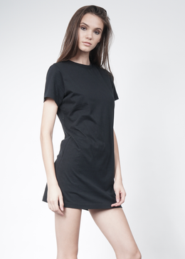 Blank Canvas T-Shirt Dress View 2
