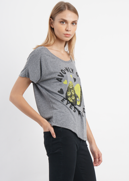 Avo-nly Got Eyes For You Dolman Tee View 2