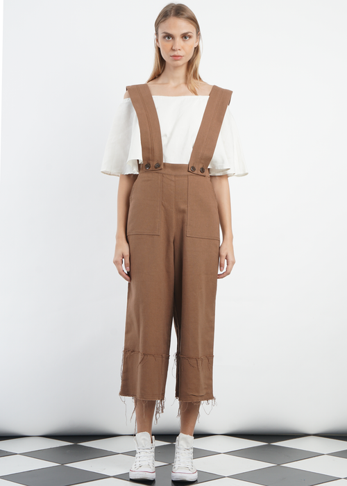 Pride Overall in Camel