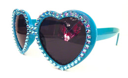 Blue Lolita Sunnies View 2