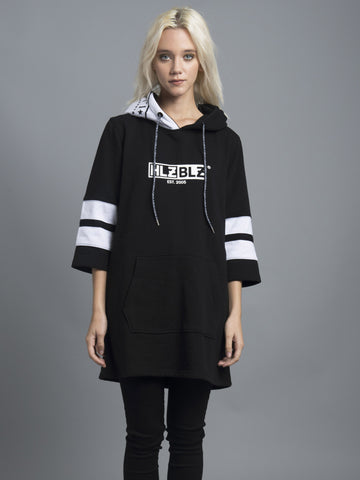 Bad Girl Hoodie Dress