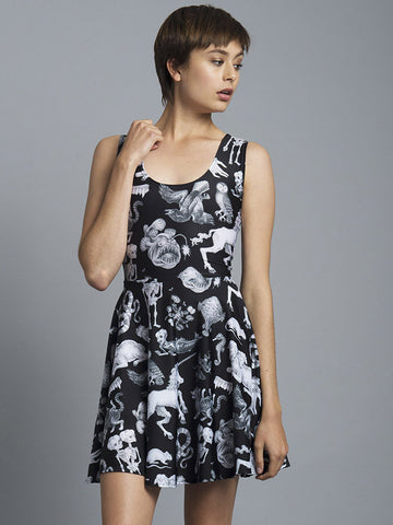 Freak of Nature Fit and Flare Dress