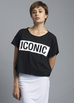 Iconic T-Shirt (Black)