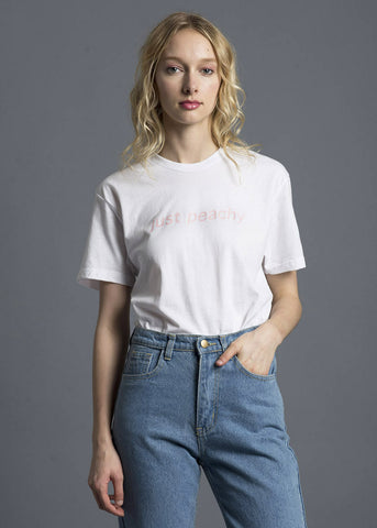 Just Peachy Tee
