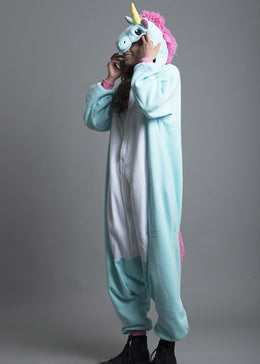 Blue Unicorn (Onesie)