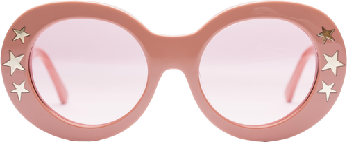 Dakota Sunglasses in Dusty Rose