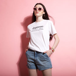 Depresso Definition T-Shirt