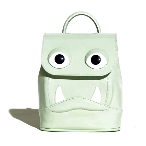 Mini Drool Backpack in Mint