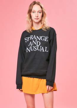 Something Strange Crewneck