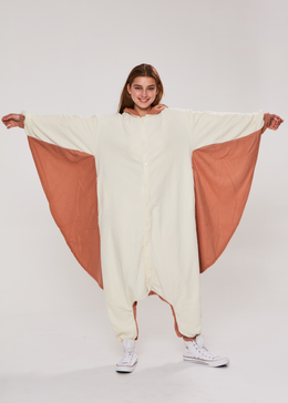 Flying Squirrel Onesie View 2