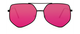 Sunglasses in Pink Figueroa