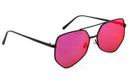 Sunglasses in Pink Figueroa View 2
