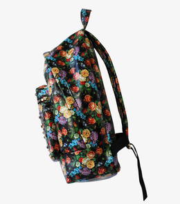 Floral Backpack View 2
