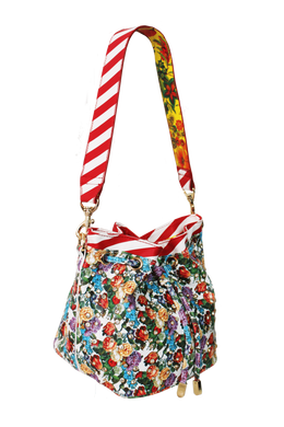 Floral Bucket Bag View 2
