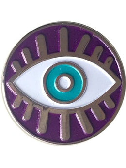 Evil Eye Metal Patch