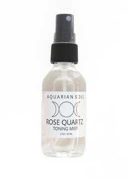 Rose Quartz Toning Mist