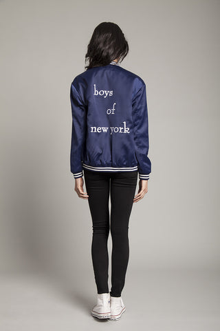 Boys of New York Bomber Jacket **Pre-Order**