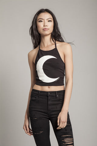 Moon Halter Top