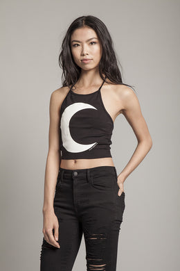 Moon Halter Top View 2