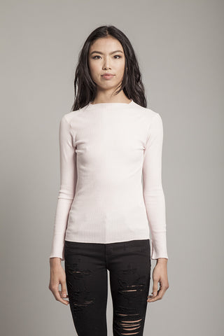 Dinner Top in Light Pink