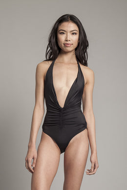 In A Ruch Swimsuit in Black