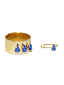 Royal K Ring Set