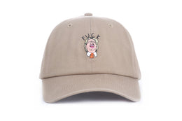 Political Dad Hat in Brown