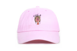 Political Dad Hat in Pink