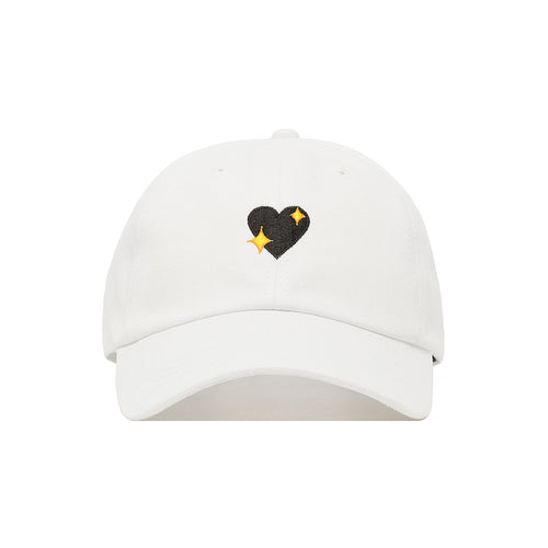 Emo Heart Dad Hat