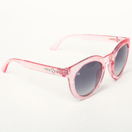 NYLON X Crap Eyewear Pink Sunglasses View 2