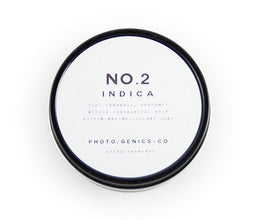 PG+CO NO. 2 Indica Travel Tin