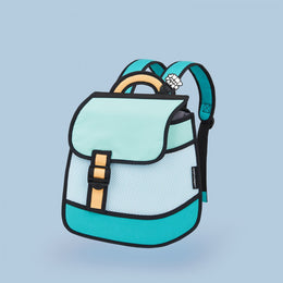 Heatwave Backpack in Green