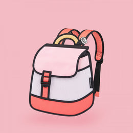 Heatwave Backpack in Pink