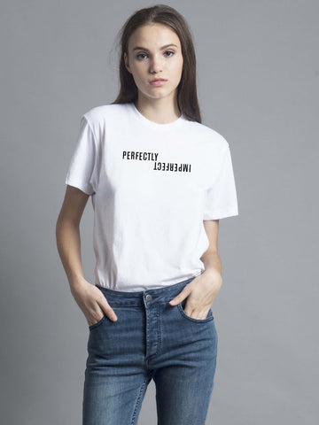 Perfectly Imperfect Boyfriend Tee